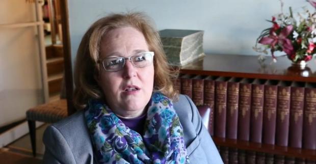 NYSUT President Karen Magee