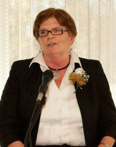 Longtime Town Supervisor Mary Holtz is a mainstay in Cheektowaga politics.