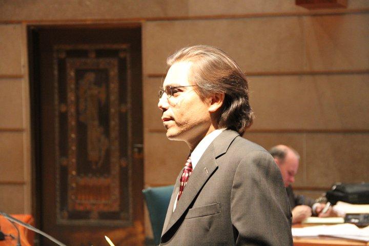 Delaware district Councilman Michael LoCurto.