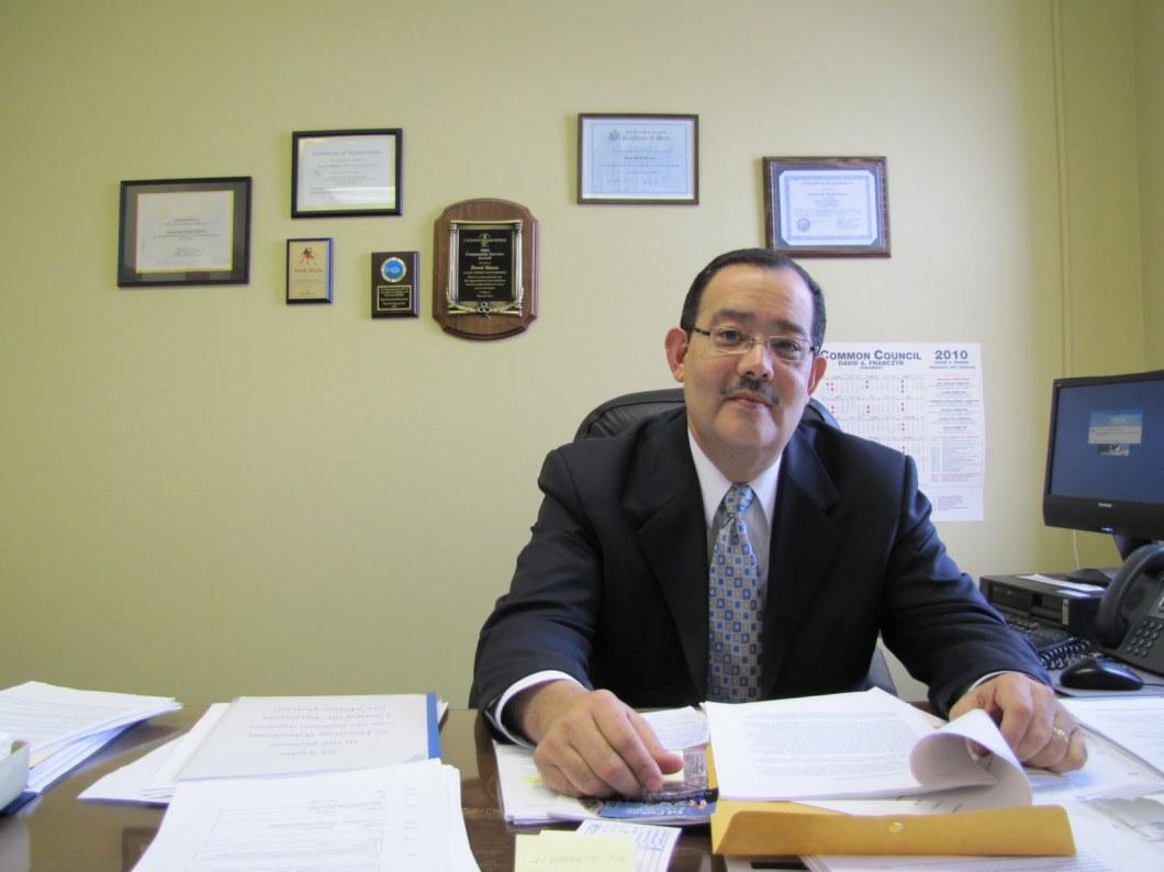 David Rivera has been criticized for his handling of Peace Bridge talks.