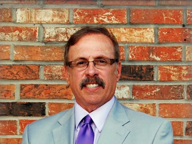 Elected Housing Commissioner Joe Mascia.