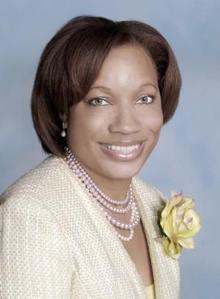 BMHA Executive Director Dawn Sanders-Garrett