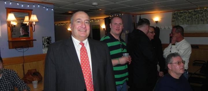 County Legislator Ted Morton.