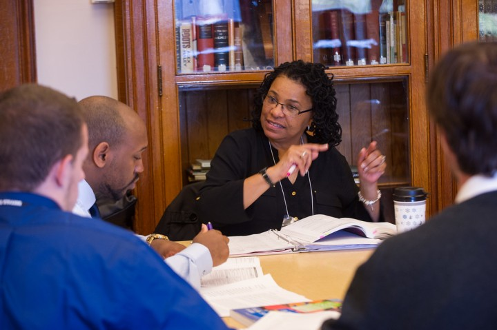 Dr. Harris-Tigg is a professor of education at Buffalo State College.
