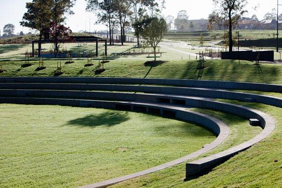 Redfern Park.