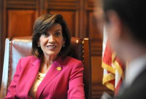 Kathy Hochul is widely expected to become the Governor of New York later this year.